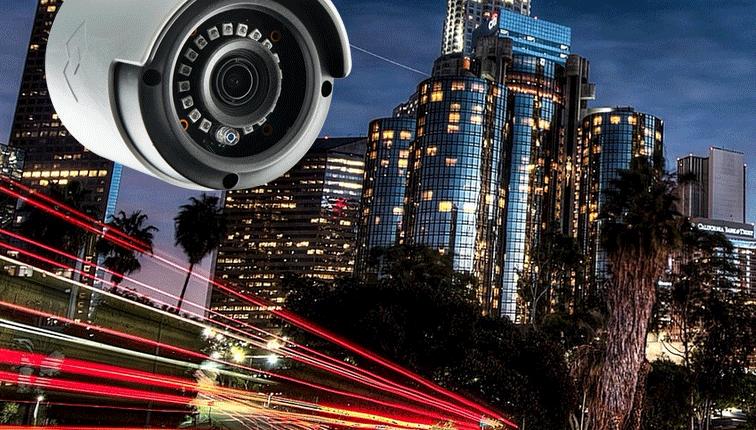 Şehir izleme sistemleri