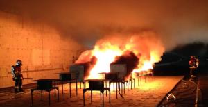 Tünellerde yangın güvenliği