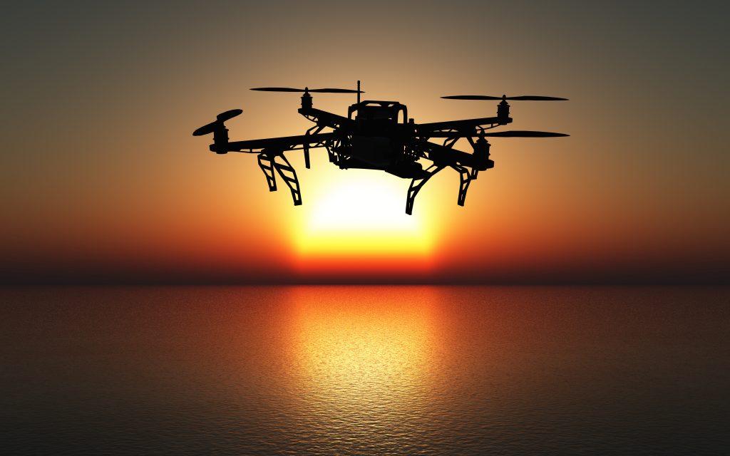 Güvenlik ve drone'lar