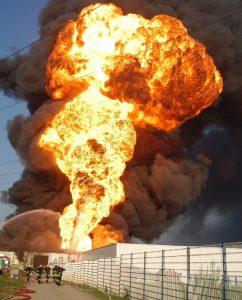 Türkiye'deki fabrika yangınlarının faturası 500 milyon TL'yi geçiyor