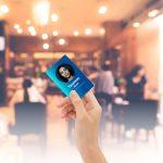 Kafetaryada sıfır temas: Ye, iç, personel kartını okut ve geç