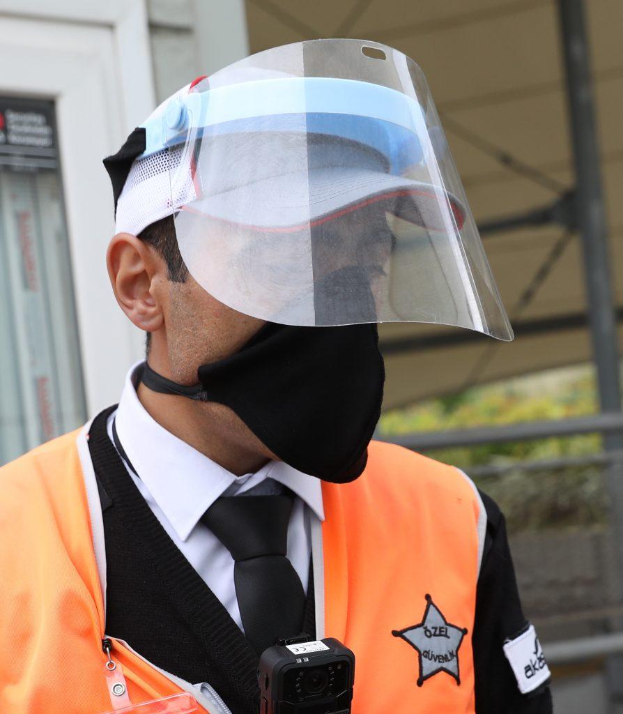 Pandeminin özel güvenlik sektörüne ilave maliyeti 10 milyon lirayı aştı…