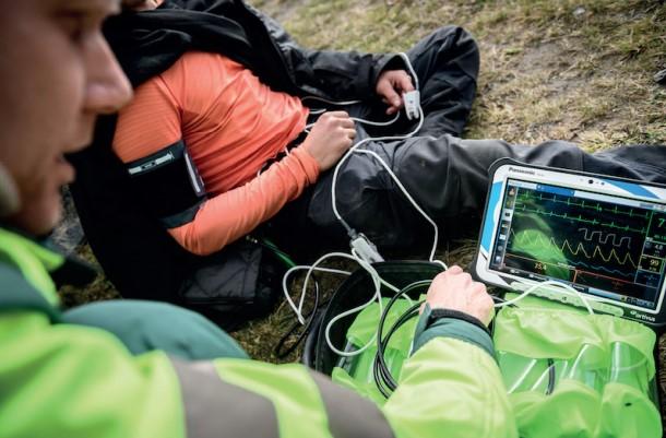 Acil servisler ve ilk yardım  hizmetleri dijitalleşiyor