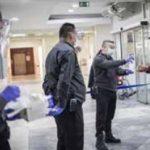 Özel güvenlik sektörü çalışanları aşılama programına dahil edildi