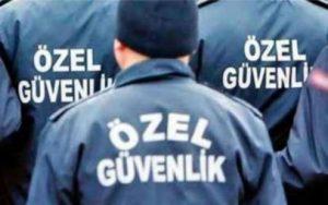 İŞKUR TYP kapsamında özel güvenlik görevlisi alımı bekleniyor